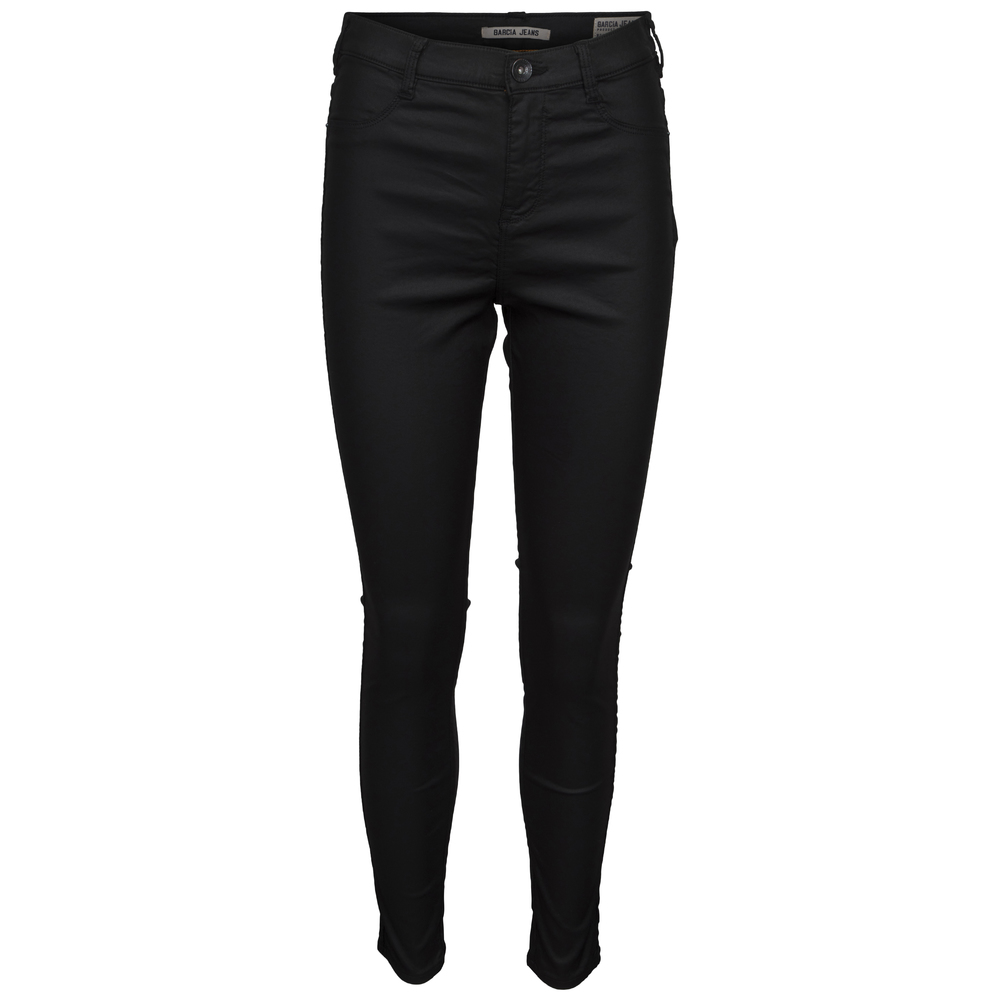 Garcia Geena Skinny Black Coated