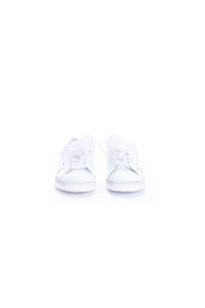 smooth leather Superstar sneakers with logo