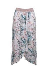 20to Wrap skirt flower Wit