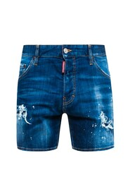Patch Destroyed Shorts