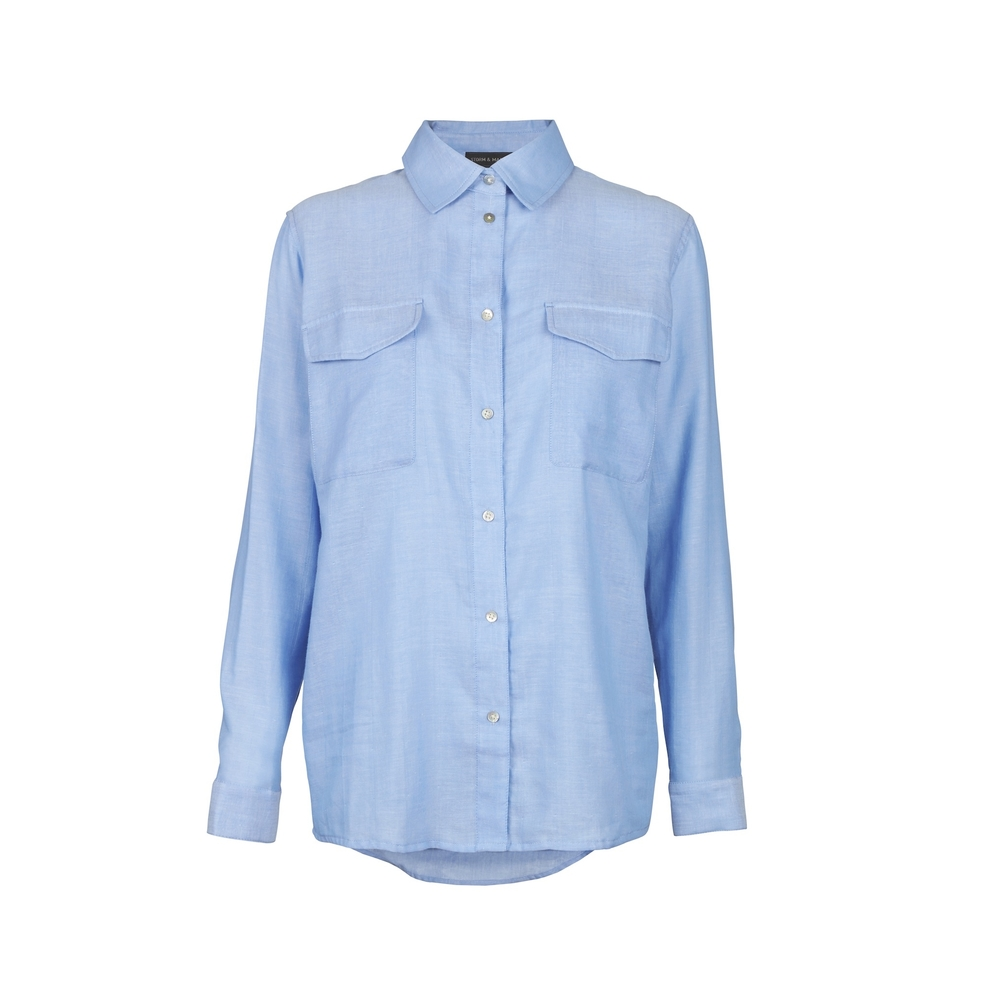TONE LONG SHIRT-EU34