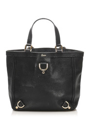 Pre-owned Abbey-D Ring Leather Handbag