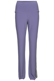 Side stripe boot pant - Loose trousers with stripes on the sides