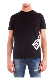 BIKKEMBERGS C40729AM3805 T-SHIRT Men BLACK