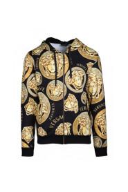 Medusa zip sweatshirt