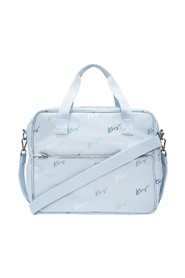 Changing bag with logo