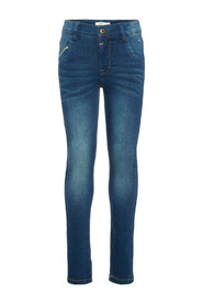 2082 PANT NOOS Medium Blue Denim