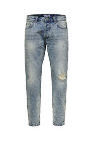 tapered fit jeans ONSAvi blue washed