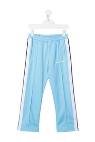Light Blue Track Pants