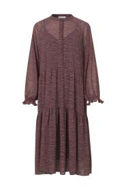 Venezia midi klänning roan