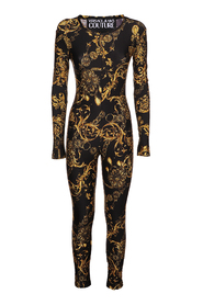 Jumpsuit with Barocco motif
