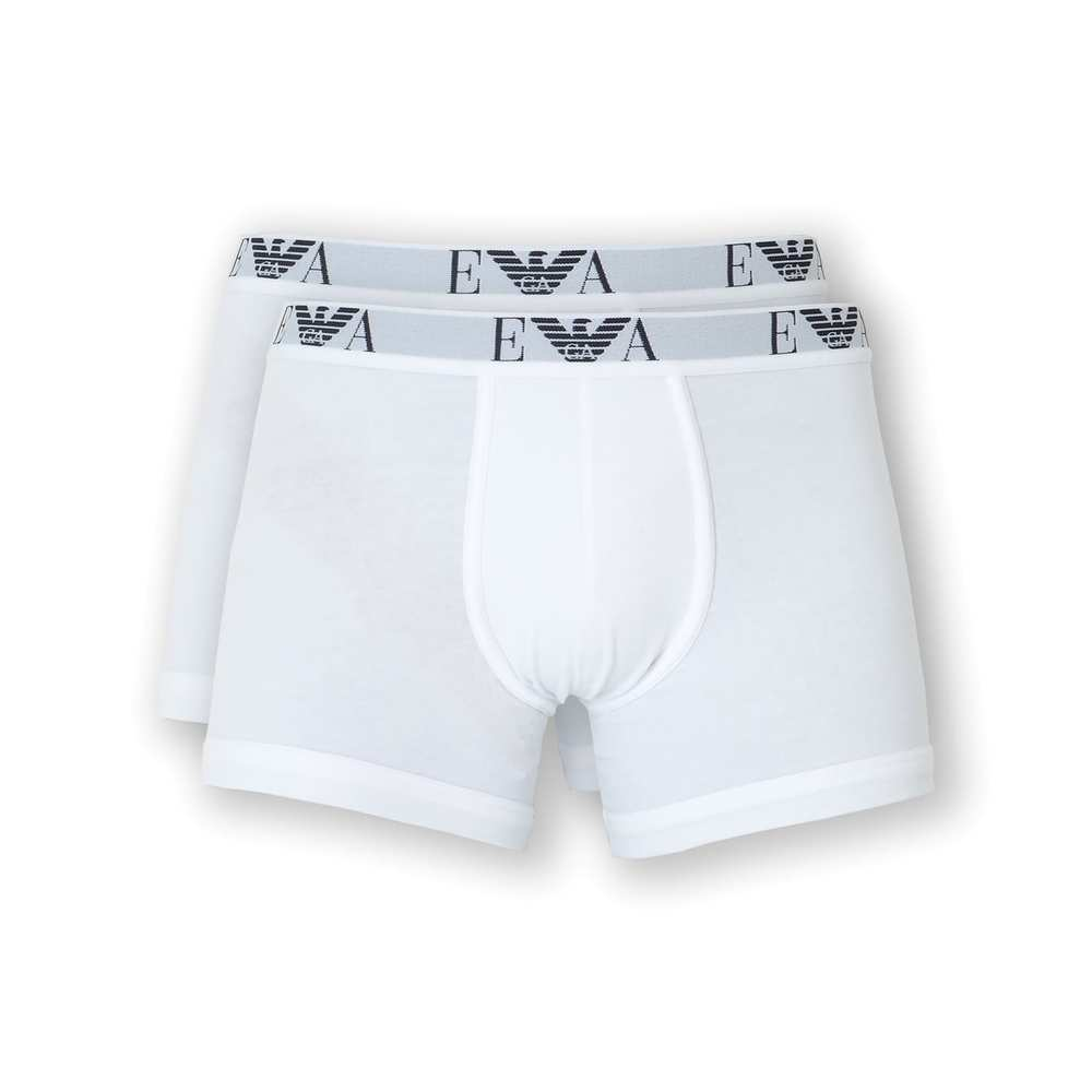 2-Pack Stretch Cotton Boxer