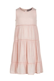 Isolde dress pearl blush