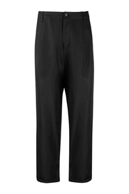 LOOSE EXTRA LOW RISE TROUSERS