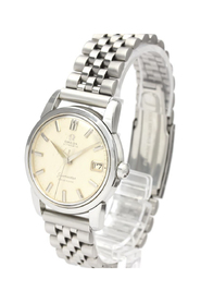 Pre-owned Seamaster Automatic Stainless Steel Men's Dress Watch 2849