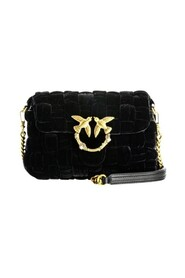 Love Lady Crossbody Bag in Quilted Leather