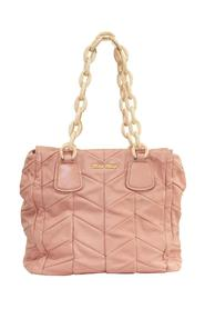 Chevron Quilted Tote -Pre Owned Condition Excellent