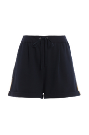 Cotton fleece short pants