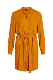 Shirt dress Tie waist