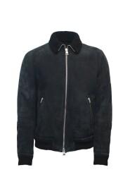 Læderjakke - Sheep Leather Jacket