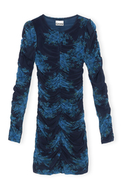 Recycled Ruched Mini Dress EUR 245