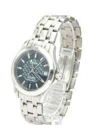 Pre-owned Seamaster 120M Jacques Mayol Automatic Watch 2500.80