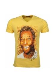 T-shirt Pele