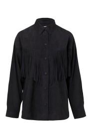 Jakke Adia Fringe skjorte