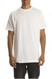 Slater Basic T-Shirt O-neck White ( 2p)