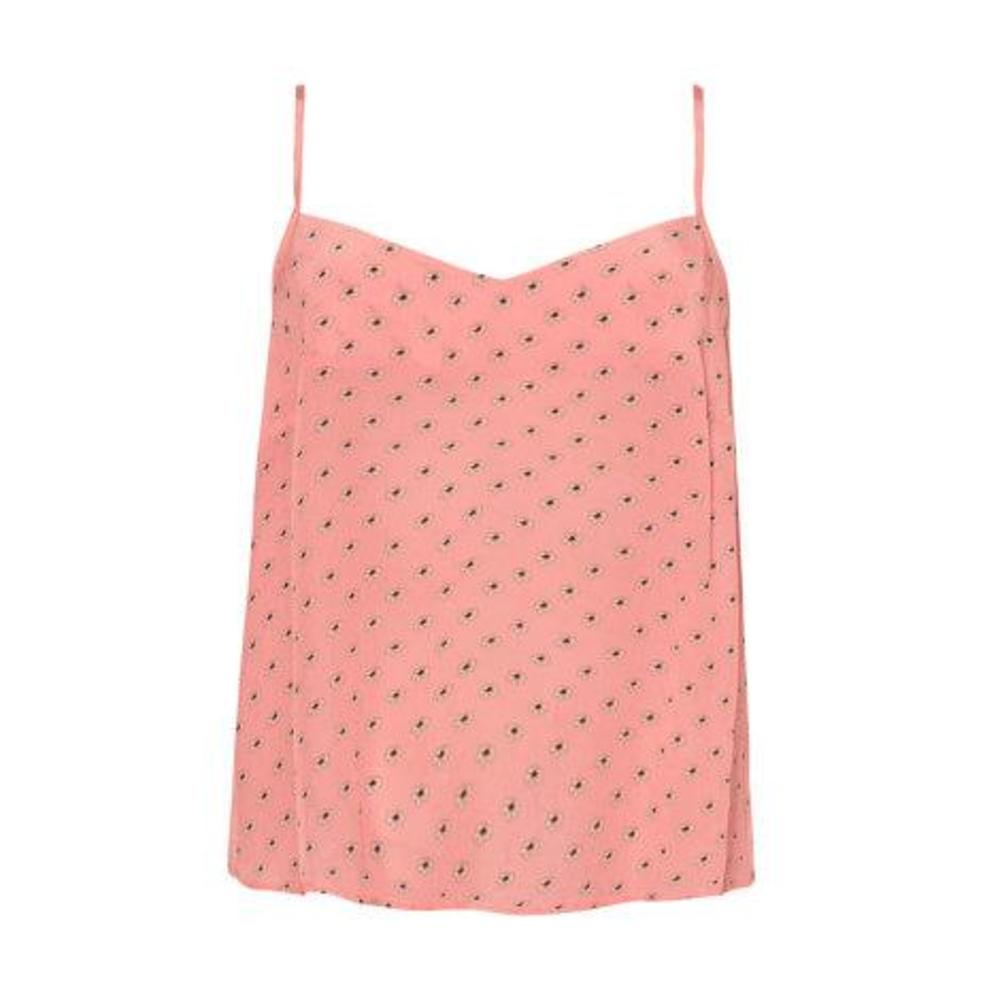 Ynas top Viola Flower Coral Blush fra Lovechild 1979