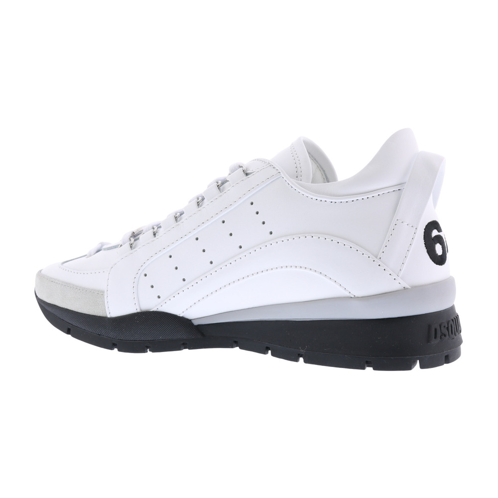 Dsquared2 White Sneakers Dsquared2