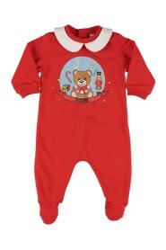 Teddy Bear Christmas Sweatshirt romper