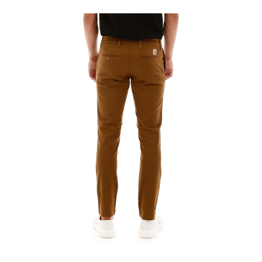 Carhartt Wip Brown trousers Carhartt Wip