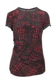 Print Top -Pre Owned Condition Very Good