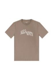 Dropout T-shirt med logo