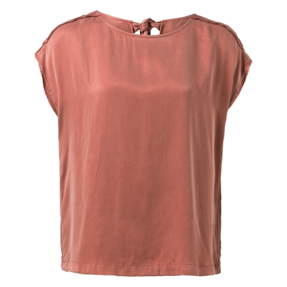 WOVEN TOP CUPRO W STRAP 190114-821