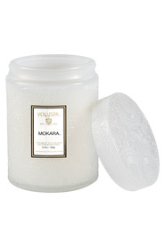 Mini Glass Jar W.Lid - Mokara Duftlys