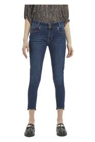 Kira 119 High Straight Jeans