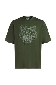 T-shirt Over Loose Tiger