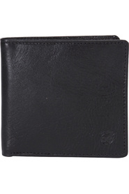 Mens card holder in leather