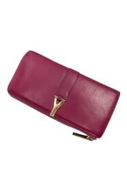 Ligne Y Zip Around Wallet