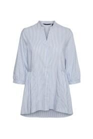 Striper Clara 3/4 Long Shirt