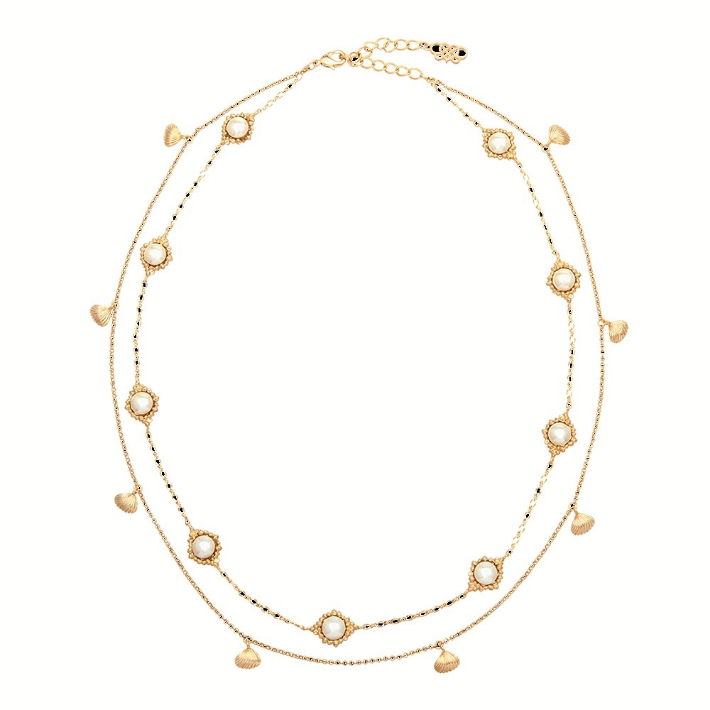 Bonnie Pearl Necklace Smykker
