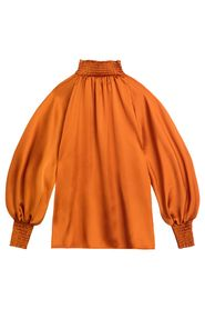 Oransje By Malina Liana Blouse Spiced Honey Bluse