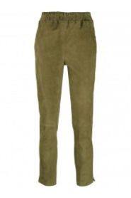Provence stretch suede