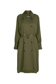 Trench Tencel Coat