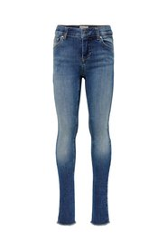 Skinny fit jeans KIDS ONLY blush