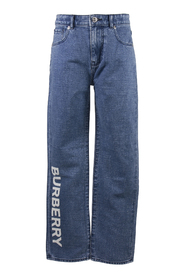 Logo detail RELAXED-JEAN jeans