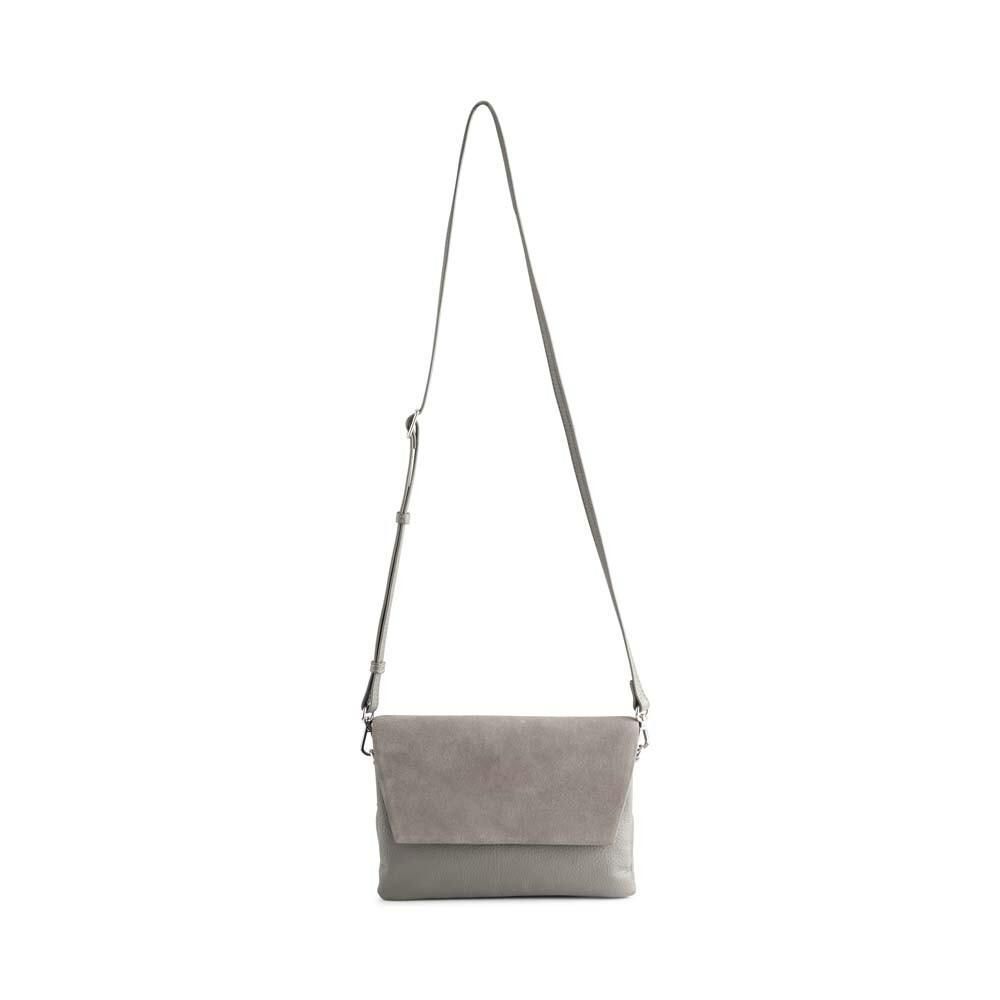 Markberg Gray Crossbody Bag Markberg
