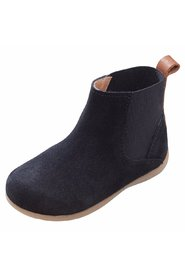 byClaRa - Ankle Boots - Black Suede